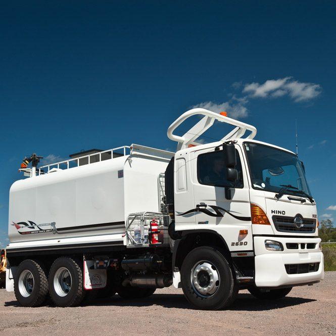 Water Truck, Water Cart, Water Tank, 15,000Ltr Water Truck