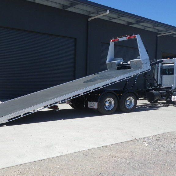 Tilt Tray, Tow Truck, Tilt Slide, Tilt Slide Tray