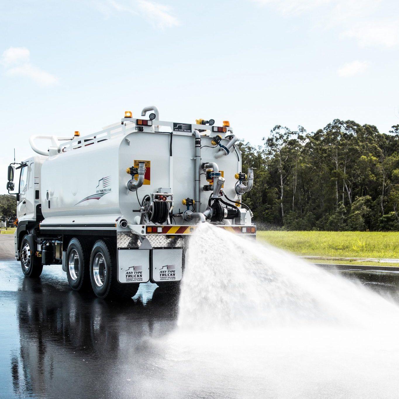 15,000Ltr Water Truck