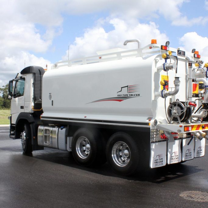 Any Type Trucks Water Truck WT30